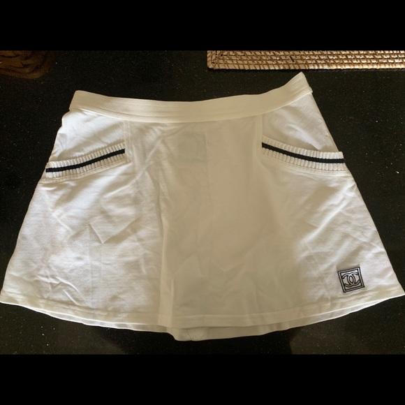 CHANEL Dresses & Skirts - Chanel Tennis Skirt